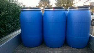 test fût alimentaire 60 litres de Sotralentz